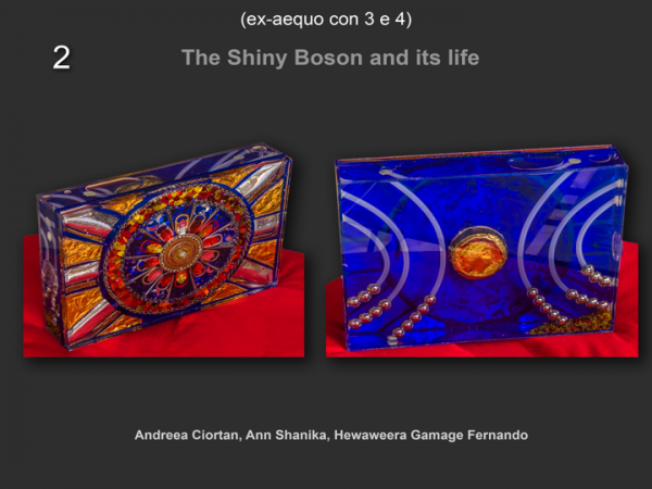 The shiny boson and its life