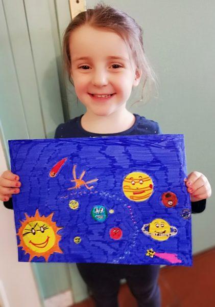 Vincitori del II evento Art & Science for Kids
