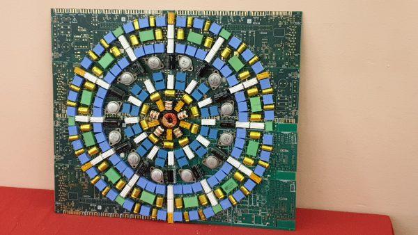 LHC's face