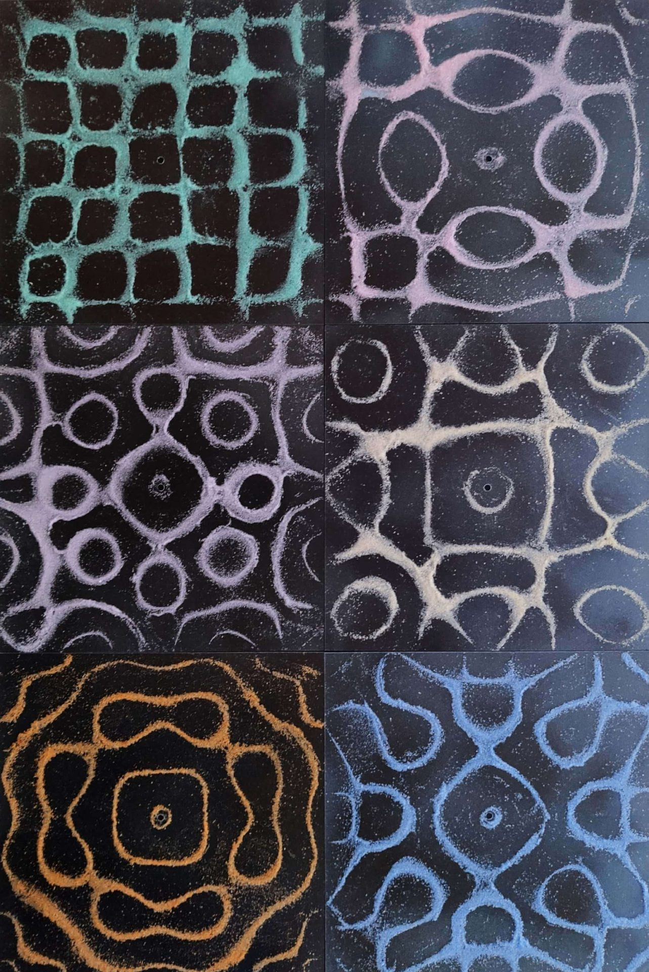 Textures matter sound - Elena F